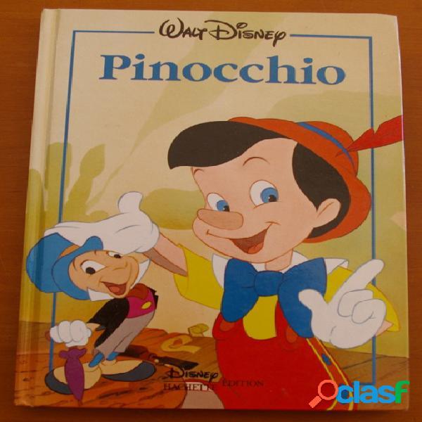 Pinocchio, walt disney