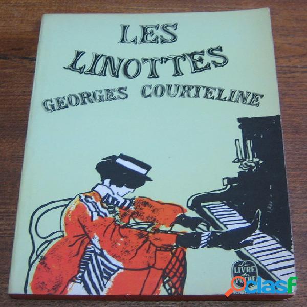 Les linottes, georges courteline