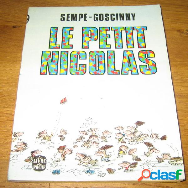 Le petit nicolas, sempé & goscinny