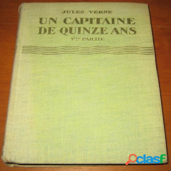 Un capitaine de quinze ans (1ème partie), jules verne