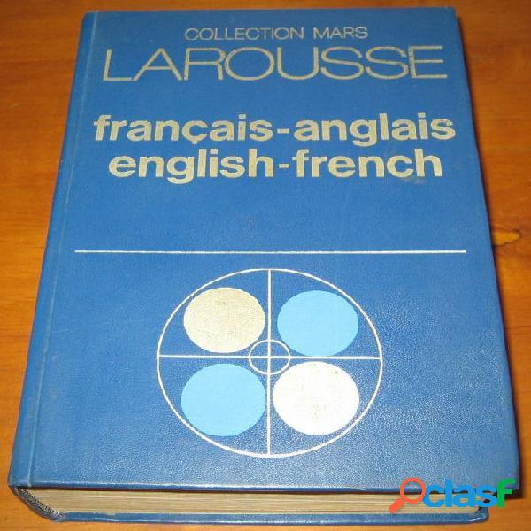 Français-anglais et english-french, jean mergault