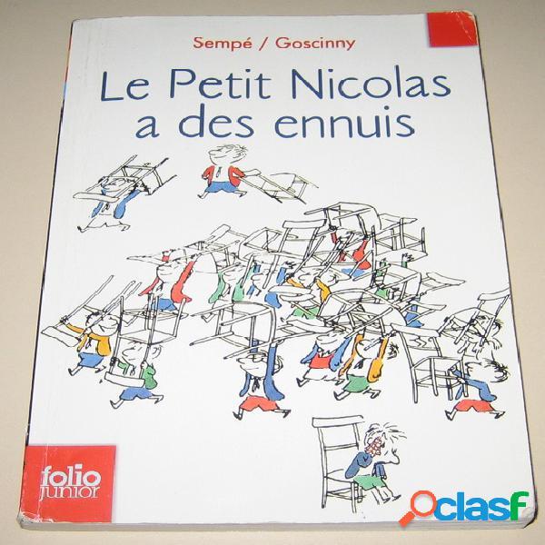 Le Petit Nicolas a des ennuis, Sempé & Goscinny