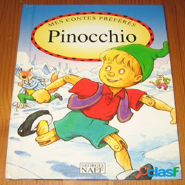 Pinocchio, d'après carlo collodi