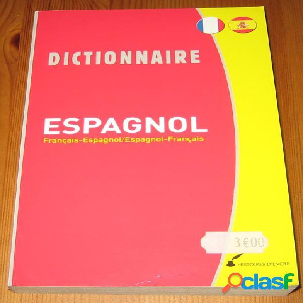 Dictionnaire espagnol / français