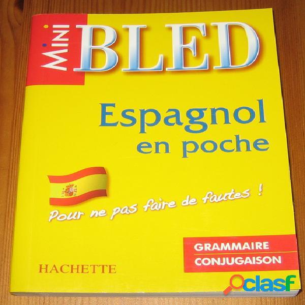 Espagnol en poche, alfredo gonzalez hermoso
