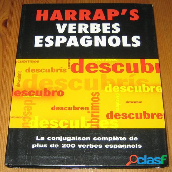 Verbes espagnols, lexus