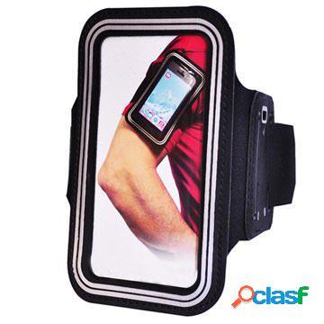 Brassard de sport universel pour smartphone - 4.0 - noir