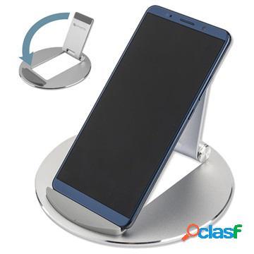 Support en aluminium 4smarts pour tablette et smartphone