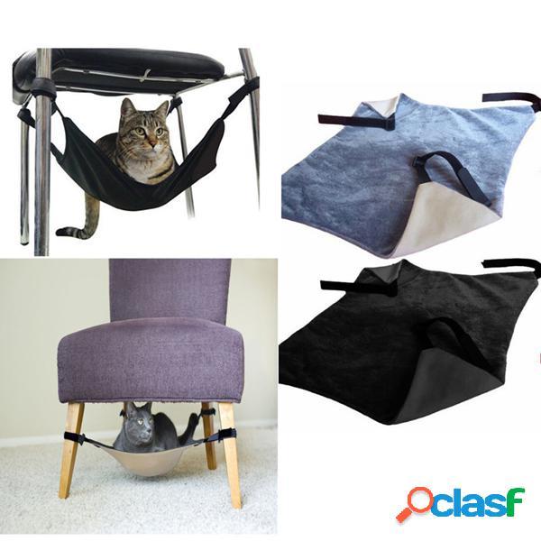 40 * 40cm cat crib hamac clutter bed mat mat pet pet cages under the chair garden