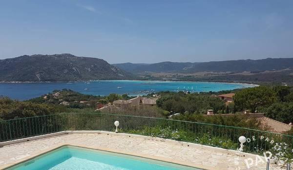 Location maison santa giulia 8personnes dès 4.000€