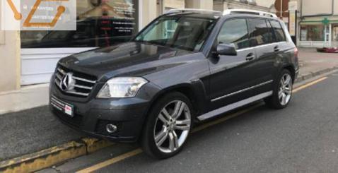 Mercedes classe glk 320 cdi pack luxe 4 matic...