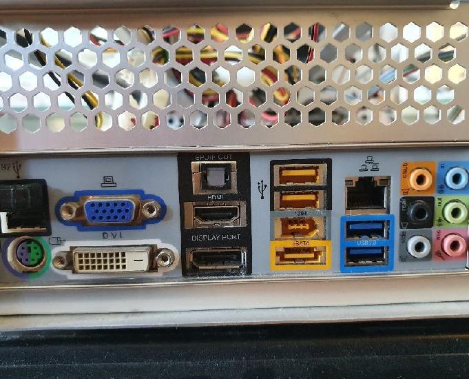 Ordinateur format mini-tour core i5 8gb pour bricoleur (bo