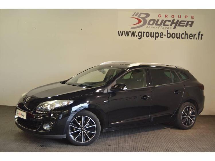 Renault megane 3 estate diesel angers 49   8490 euros 2012