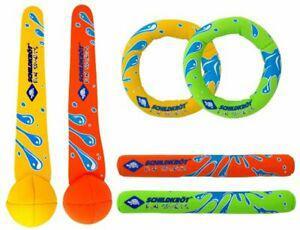 Schildkröt fun sports set de plongée 6 pièces multicolore