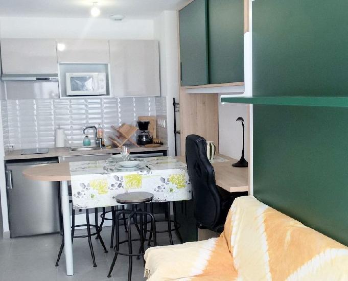 Studio meublé avec parking privatif
