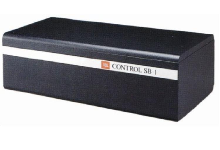Caisson de basse subwoofer jbl control sb1 neuf,