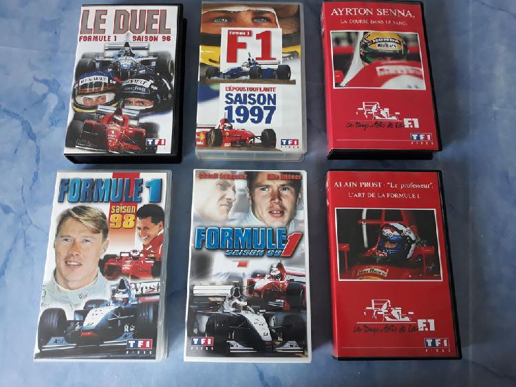Cassettes vidéos occasion, saint-max (54130)
