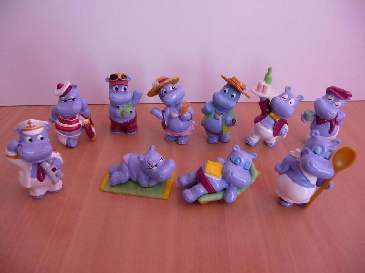 Jouet kinder hippos holiday neuf, nanterre (92000)