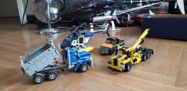 Lego technic occasion, marseille (13015)