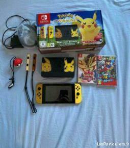 Nintendo switch version pokémon
