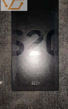 Samsung s20+ neuf
