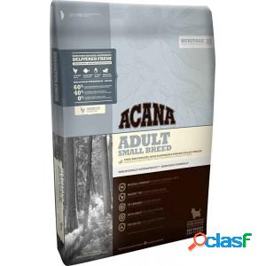 Acana heritage adult small breed pour chien 2 x 6 kg