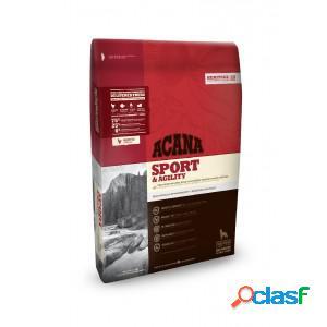 Acana heritage sport & agility pour chien 11.4 kg