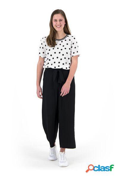 Hema pantalon femme noir (noir)