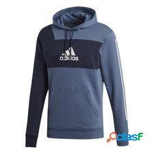 Adidas sweat à capuche sport id - tech ink/bleu marine