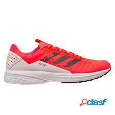Adidas chaussures de running sl20 - rose/noir/blanc