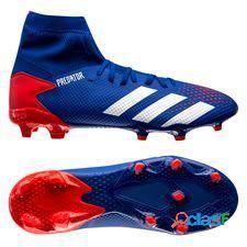 Adidas predator 20.3 fg/ag tormentor - bleu/blanc/rouge