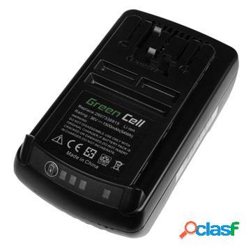 Batterie green cell - bosch bat810, bat819, bat838, bat840 - 1.5ah