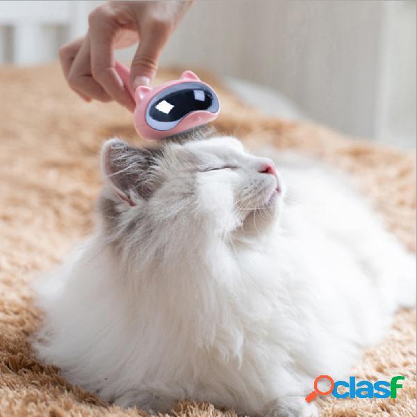 Peigne pour animaux de compagnie cheveux soins des cheveux peigne brosse de bain cat dog universal
