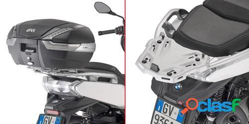 GIVI Support topcase Monolock et Monokey SR, Bagagerie pour votre moto, SR5136