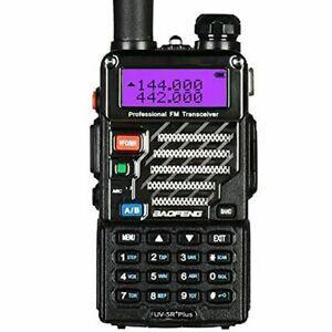 Baofeng plus qualette talkie-walkie vhf/uhf 2 m/70 cm radio
