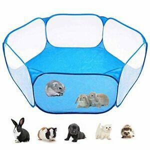 Fewao cage pour petits animaux tente pop open pour petits