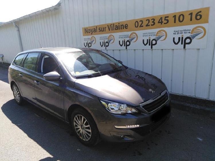 Peugeot 308 sw phase 2 diesel noyal-sur-vilaine 35 | 12490
