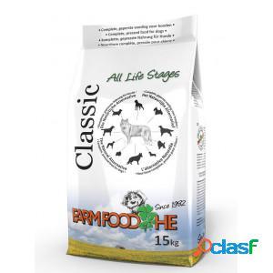 Farm food he classic pour chien 2 x 15 kg