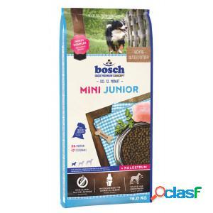 Bosch mini junior pour chiot 15 kg