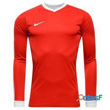 Nike maillot striker iv l/s rouge/blanc