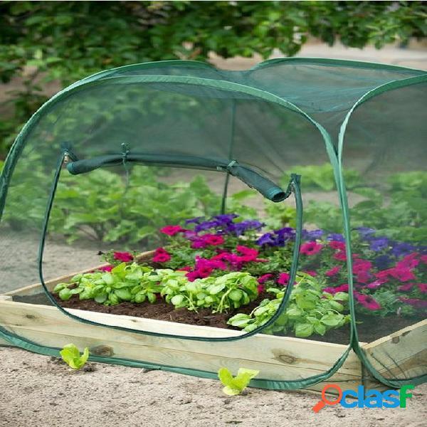 Serre de jardin pop-up - nature