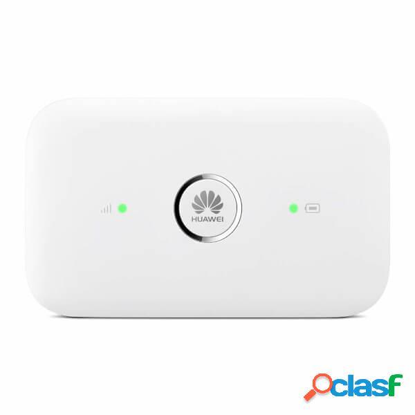 Modem 4g huawei mobile wifi e5573cs-322 blanc