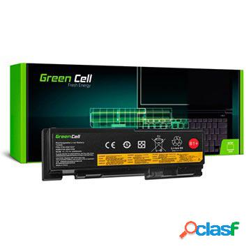 Batterie green cell pour lenovo thinkpad t420s, t420si, t430s, t430si - 4400mah