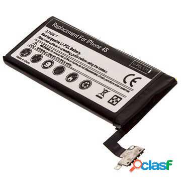 Batterie compatible mtec pour iphone 4s
