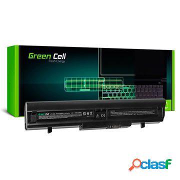 Batterie green cell pour medion akoya e6226, e6224, p6626, md98730 - 4400mah