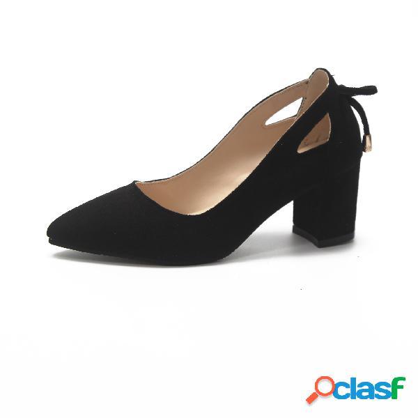 Chaussures à talons hauts de grande taille pour femmes