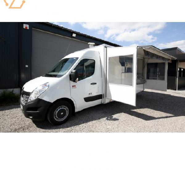 A donner camion magasin pizza renault master...