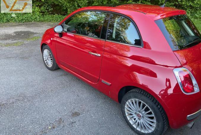 Fiat 500 état impeccable avec tout ces papie...