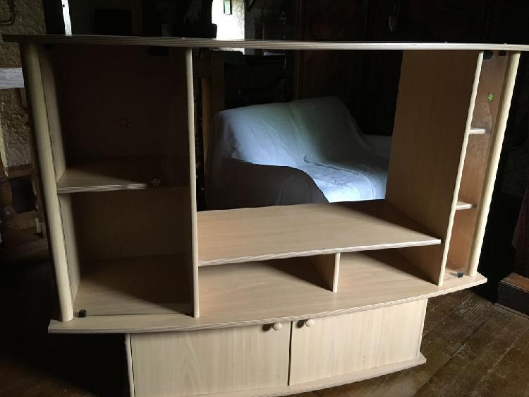 Meuble informatique + meuble tv. neuf, saint-usuge (71500)