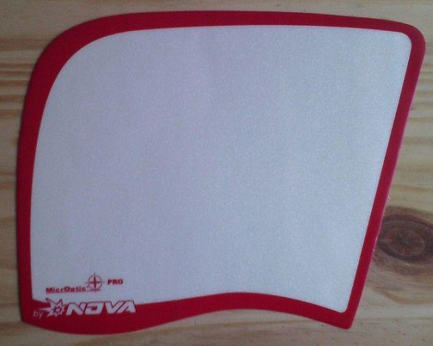 Nova microptic+ pro tapis pour souris neuf/revente, vesoul